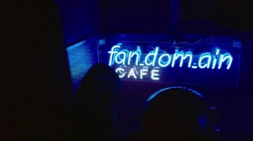 Fandomain Cafe