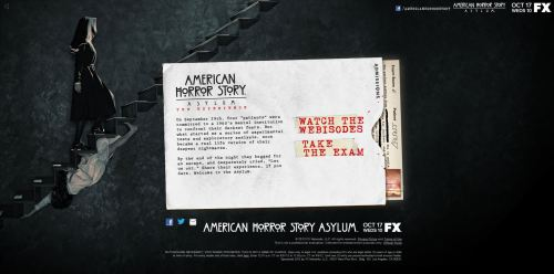 American Horror Story_Asylum_The Experience