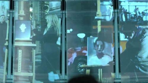 Devolviendo los cuadros en television 01